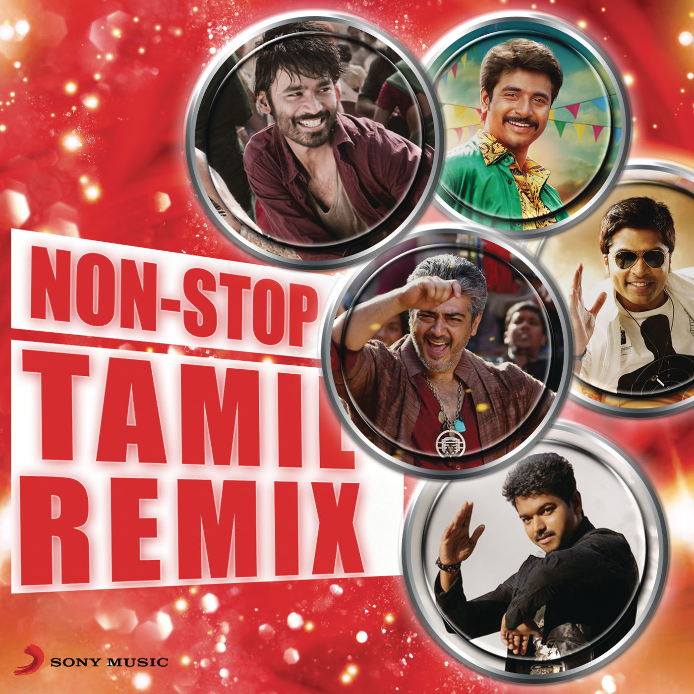 Non-Stop Tamil Remix in 24 BIT