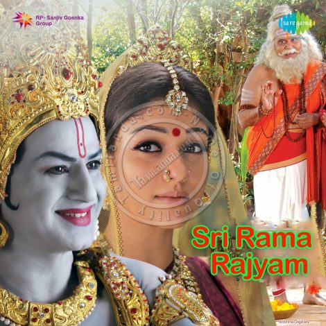 Sri Rama Rajyam 16 BIT FLAC Songs