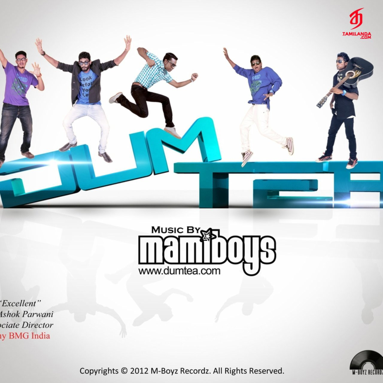 Mamiboys : Dum Tea Tamil Album Songs in FLAC