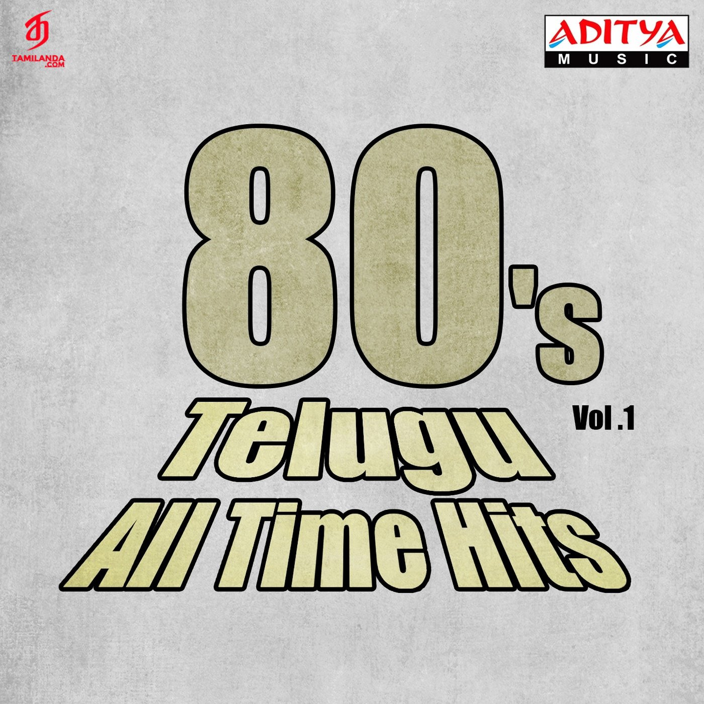 80's Telugu All Time Hits Vol. 1 16 BIT FLAC Songs