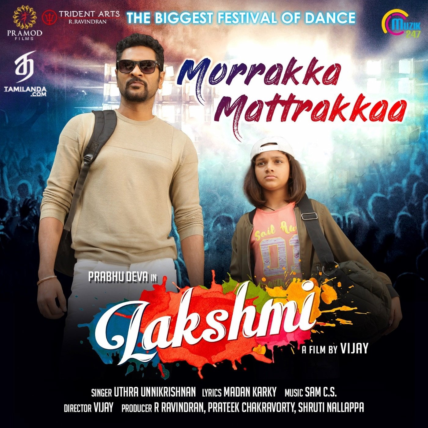 Morrakka Mattrakkaa (From Lakshmi) (Single) FLAC Song