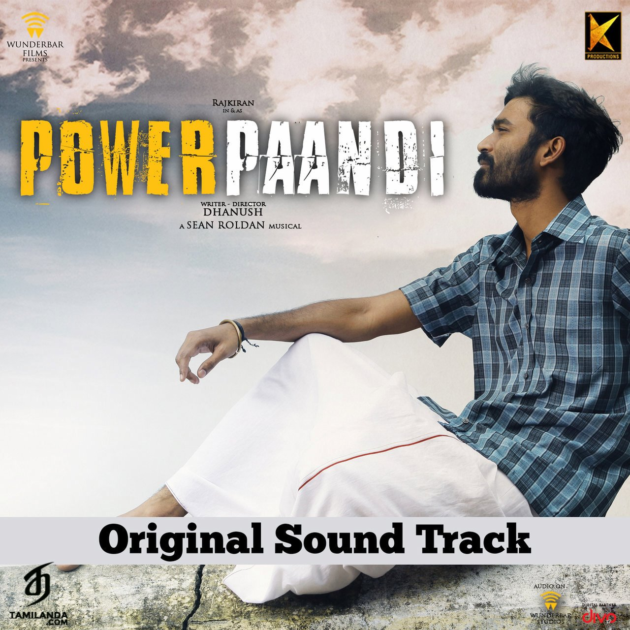 Power Paandi (Original Background Score) FLAC Album