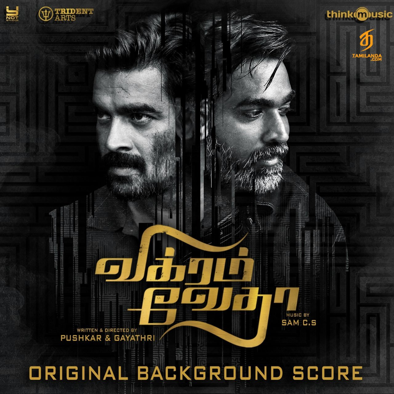 Vikram Vedha (Original Background Score) FLAC Album