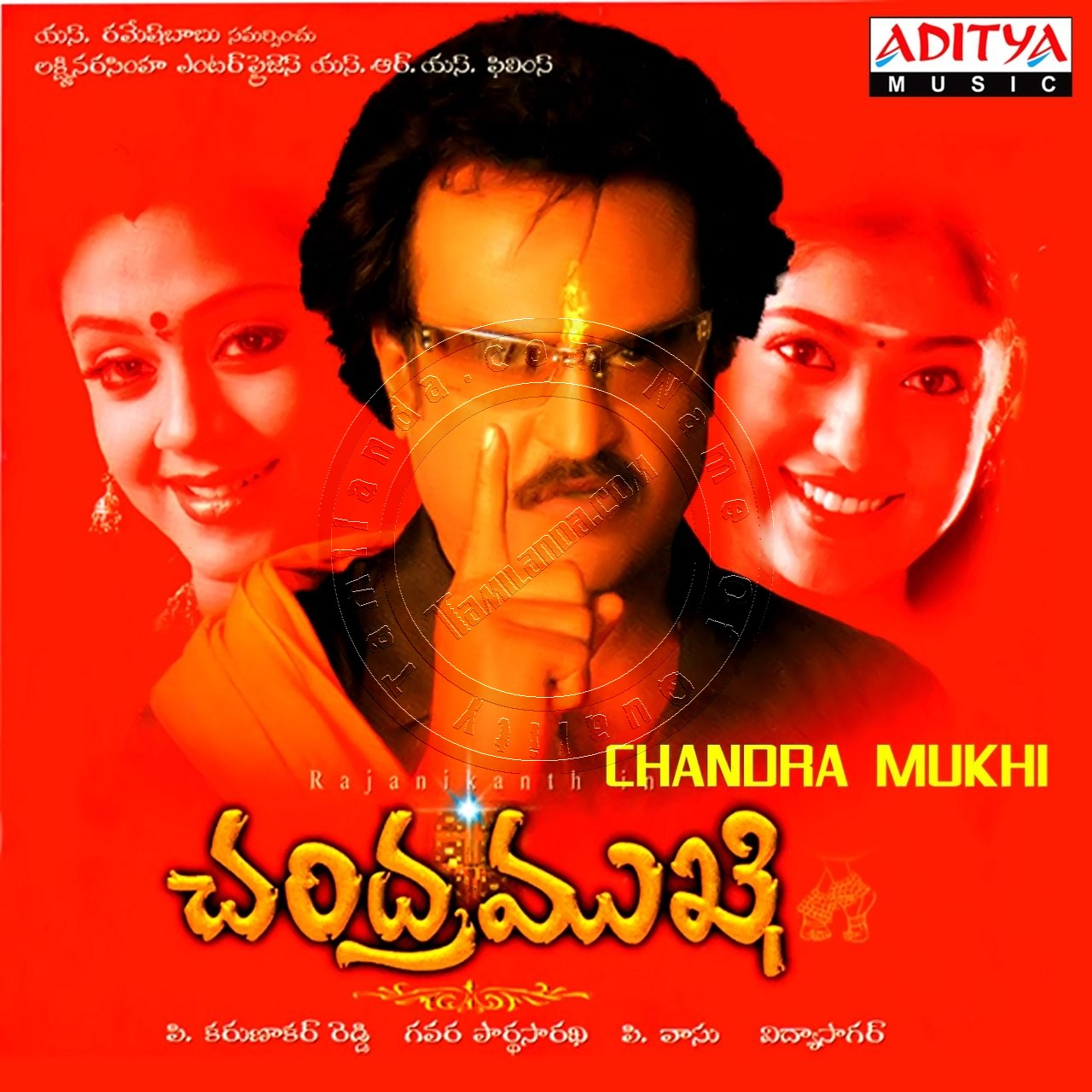 Chandramukhi (Telugu) FLAC Songs