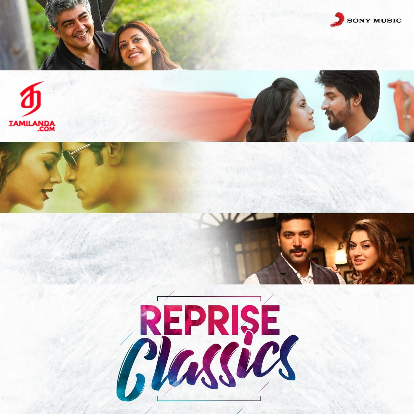 Reprise Classics Tamil Compilations FLAC Songs