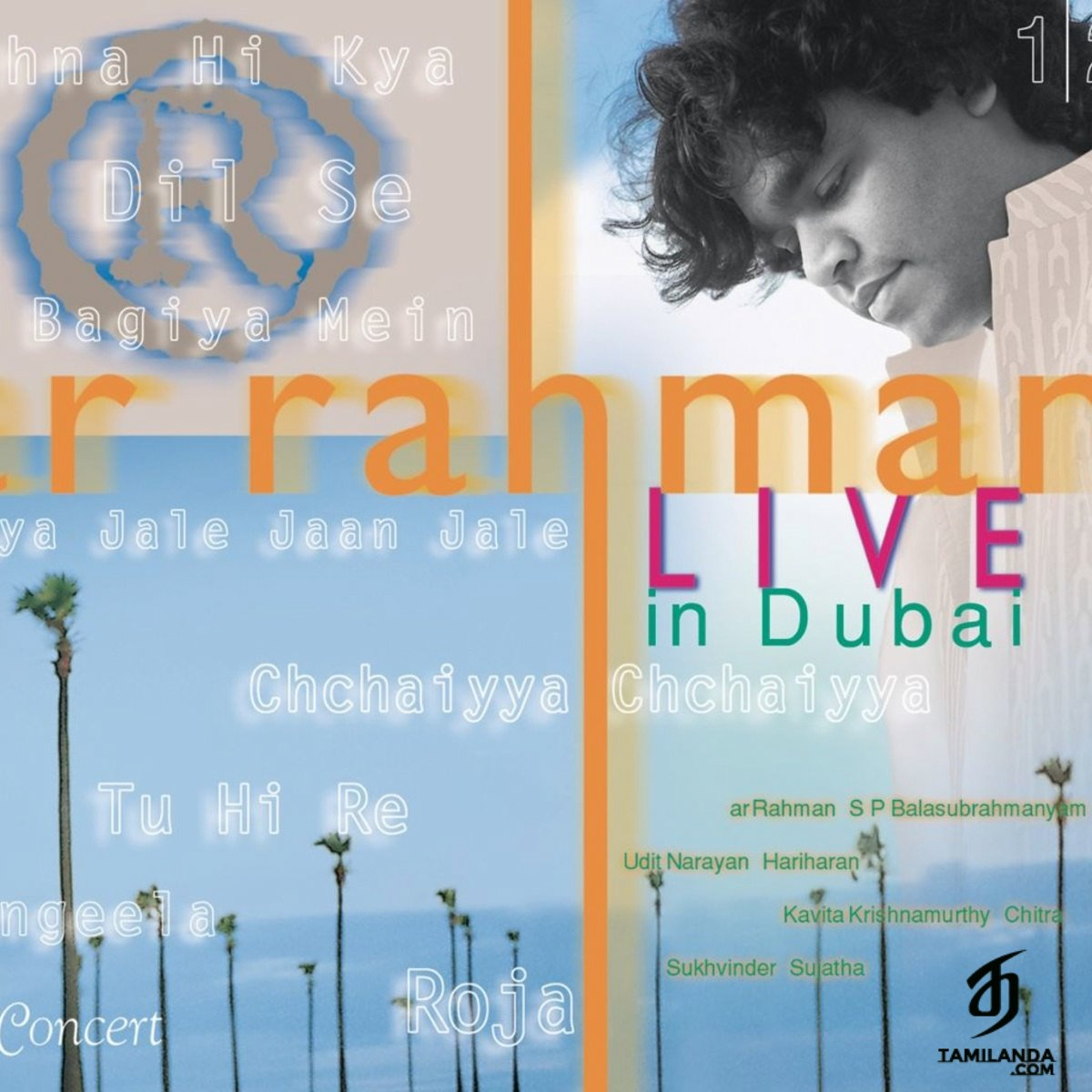 A.R.Rahman – Live In Dubai – Hindi FLAC Songs