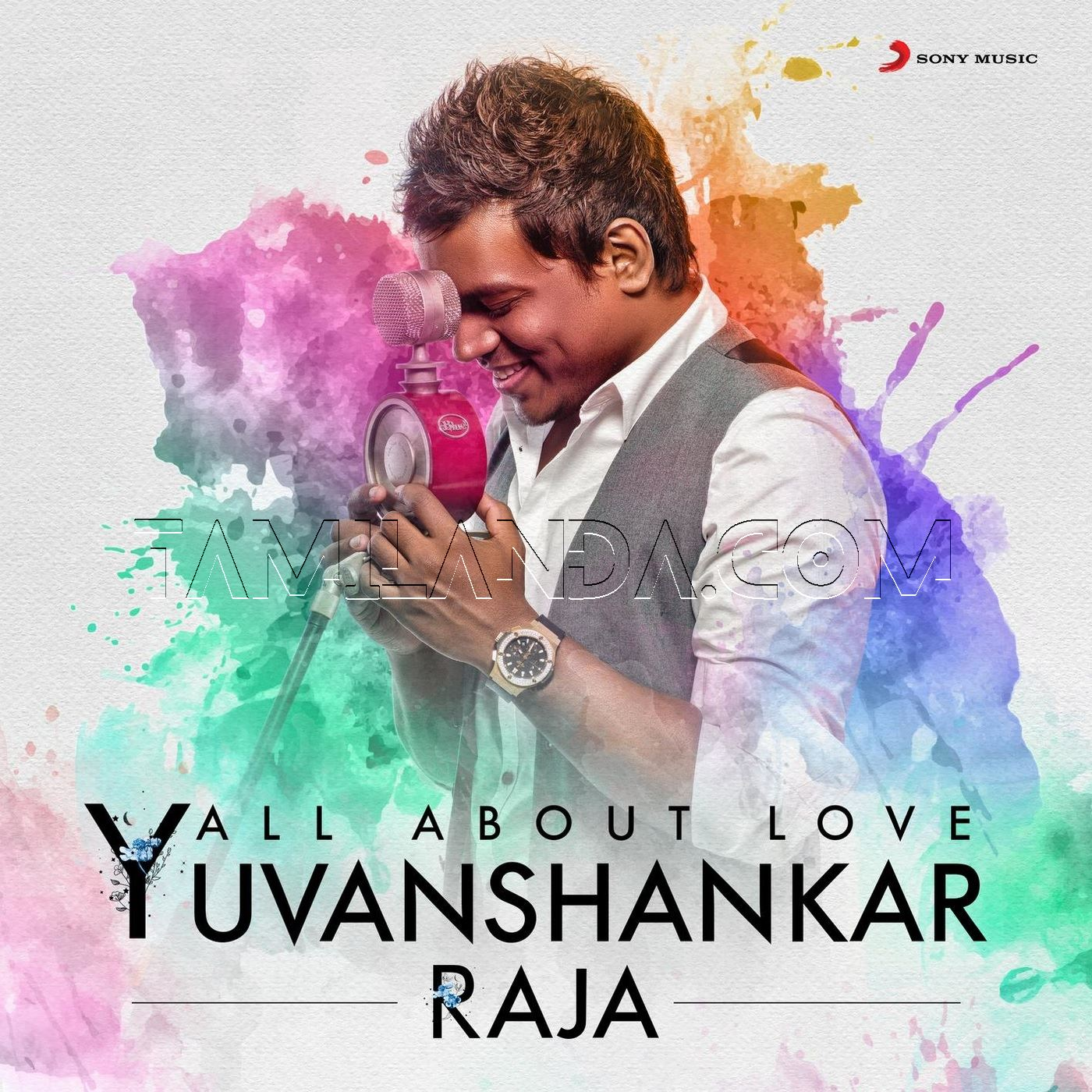 All About Love : Yuvan Shankar Raja FLAC Songs [Compilation]