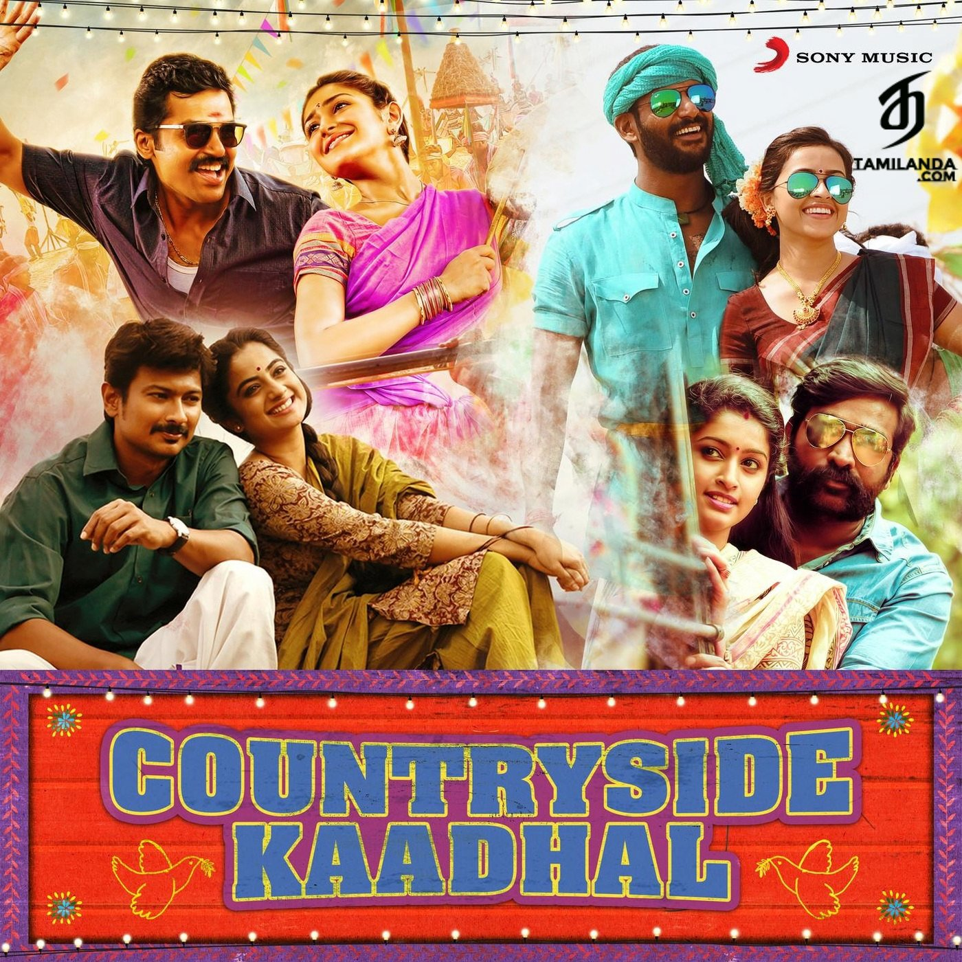 Countryside Kaadhal FLAC Songs [Compilation]