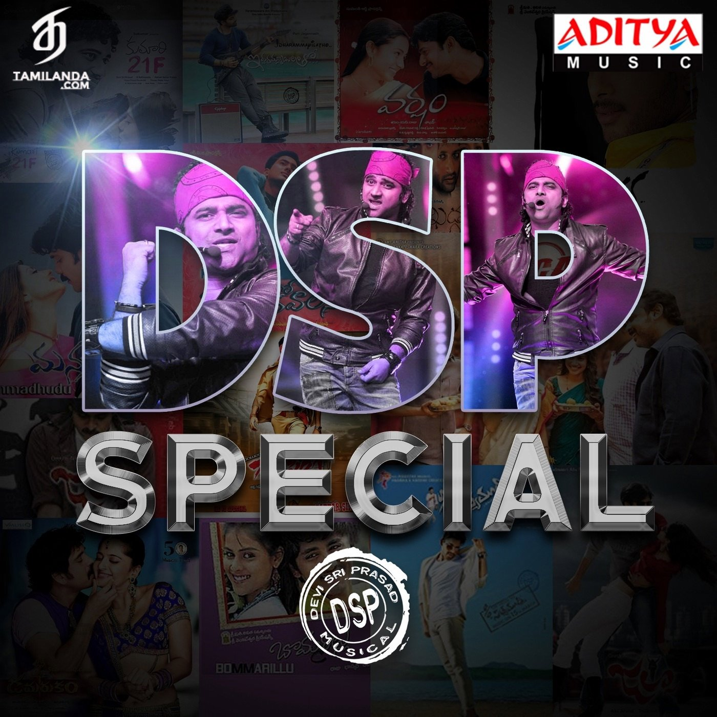 DSP Special FLAC Songs [35 Tracks]