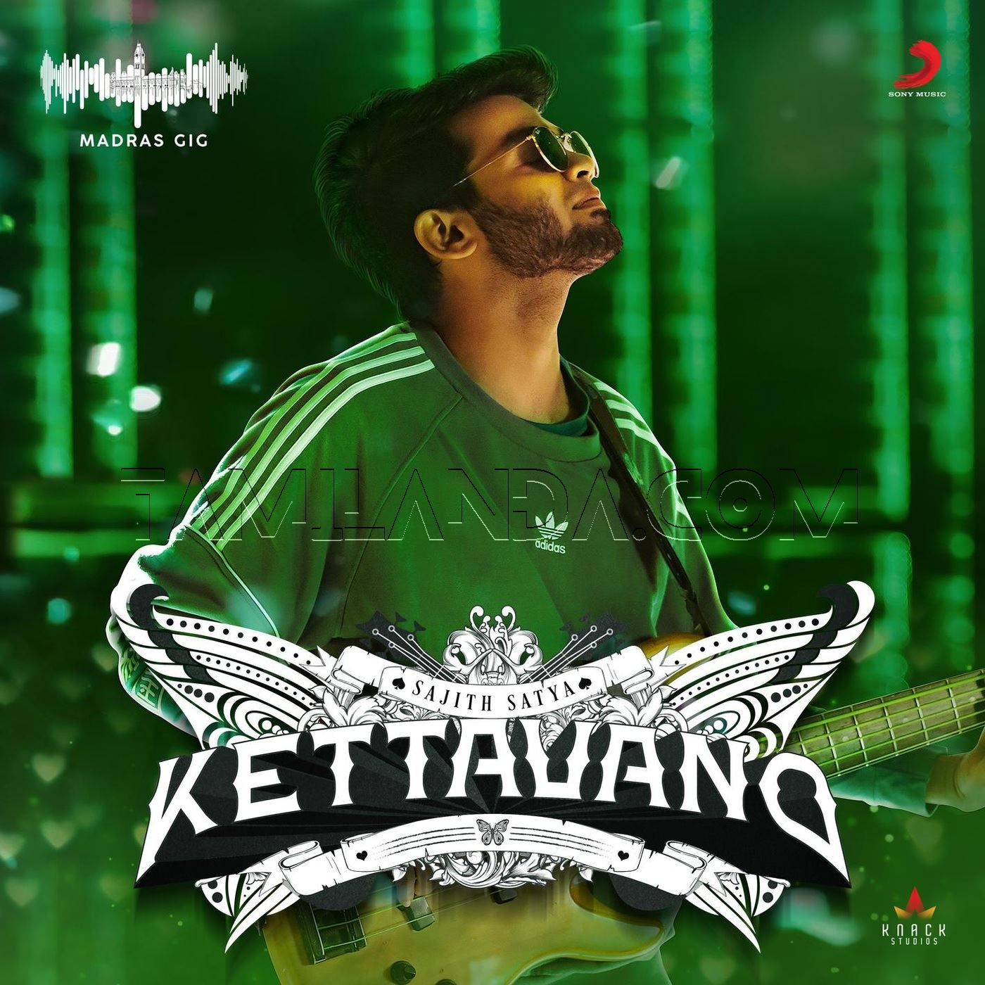 Kettavano (Madras Gig) – Single FLAC Song