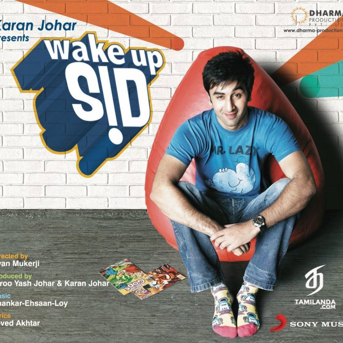 Wake Up Sid FLAC Songs