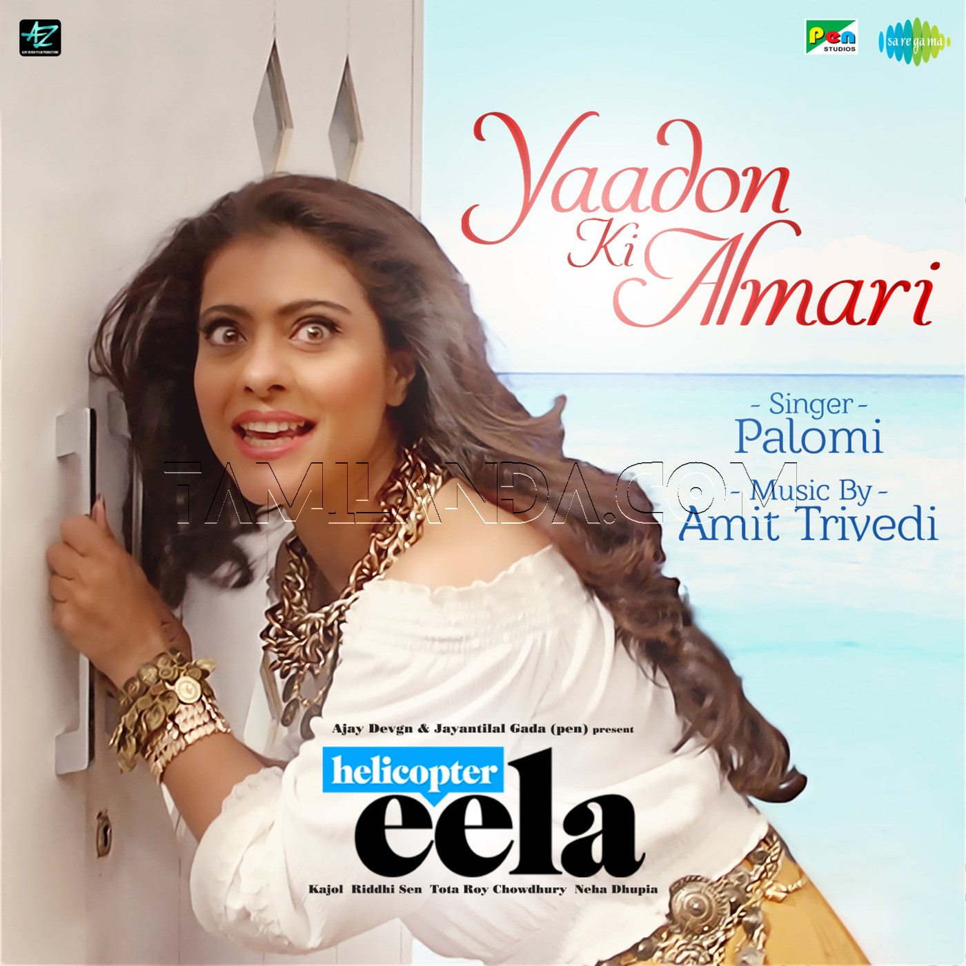 Yaadon Ki Almari (From Helicopter Eela) – Single FLAC Song