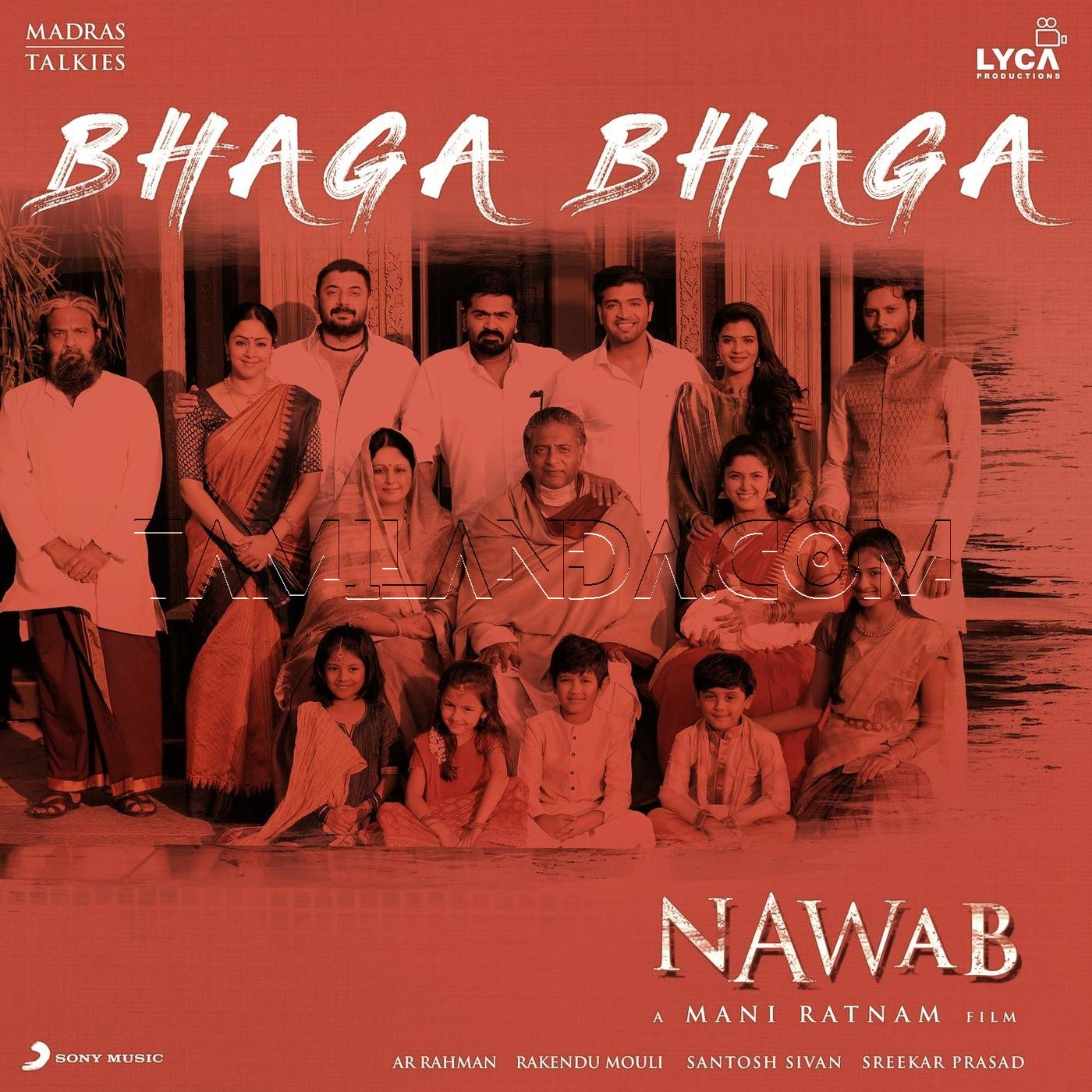 "Bhaga Bhaga (From ""Nawab"") – Single FLAC Song"