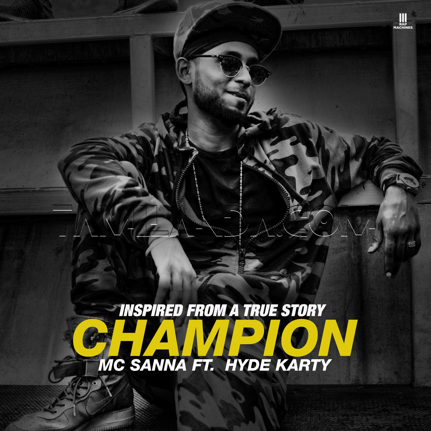 Champion – Single FLAC Song