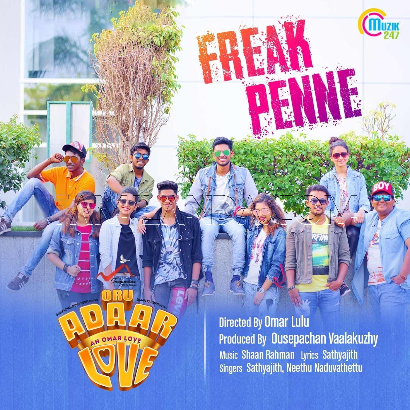 Freak Penne (From Oru Adaar Love) – Single FLAC/WAV Song