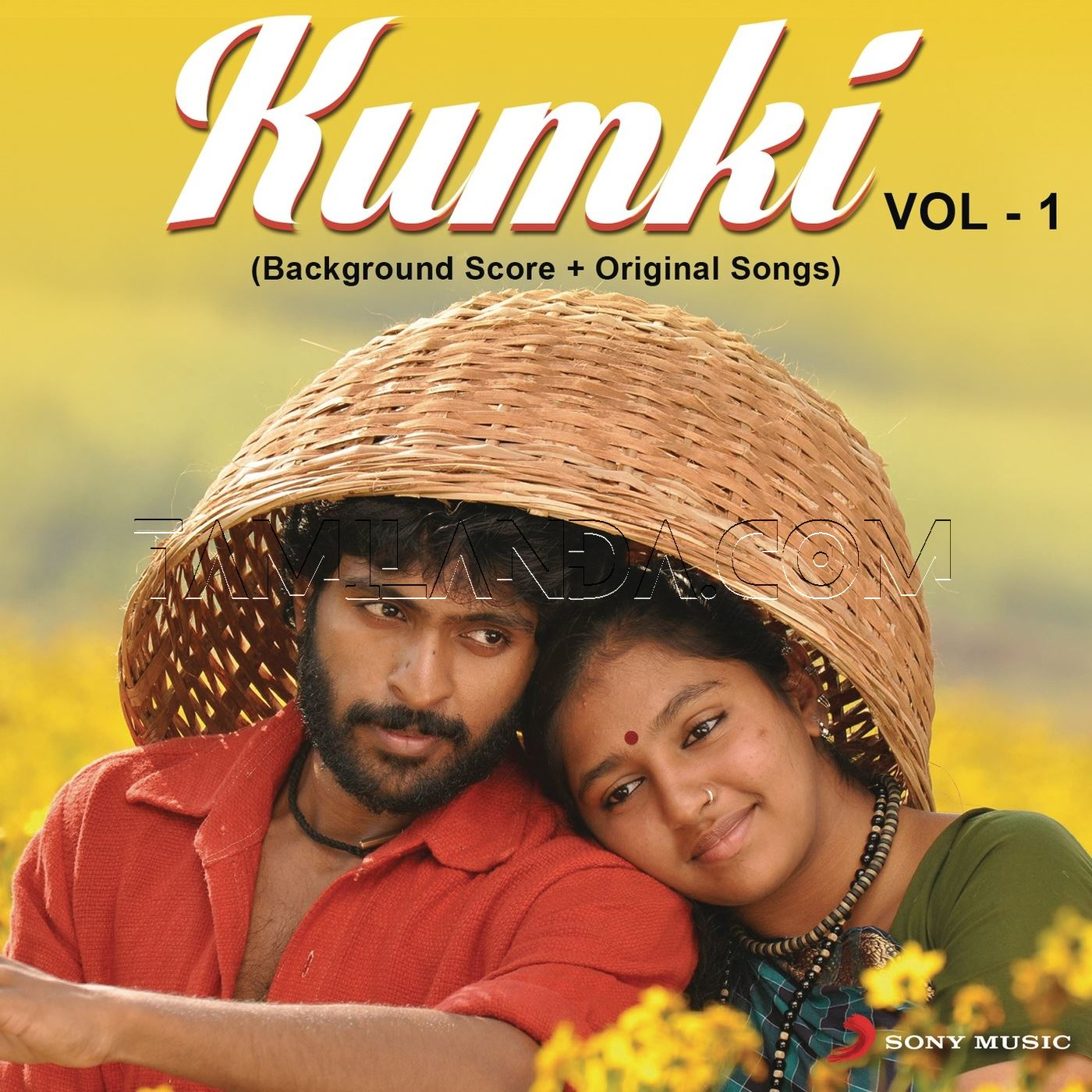 Kumki , Vol. 1 BGMs in FLAC