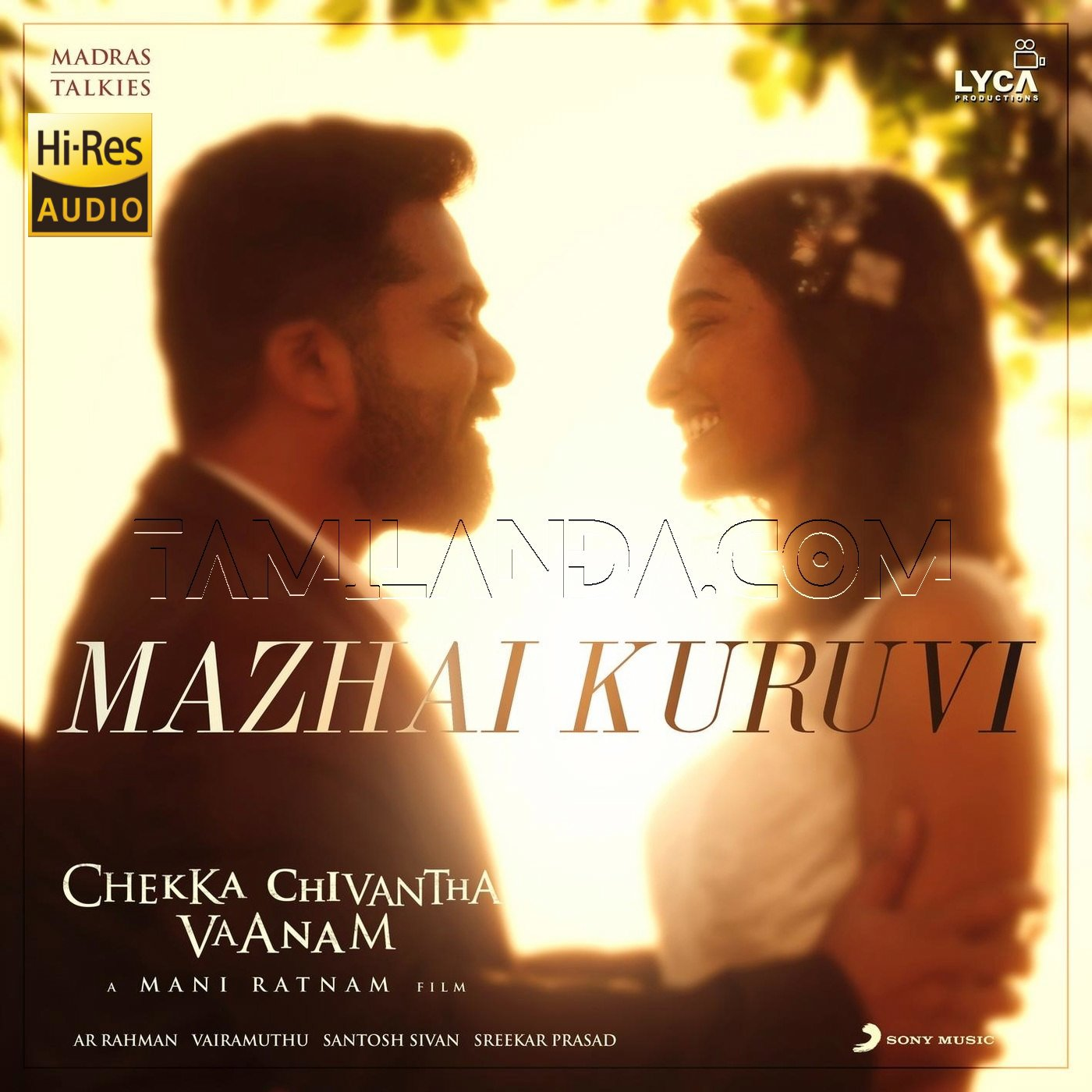 Mazhai Kuruvi (From Chekka Chivantha Vaanam) – Single 24 BIT FLAC Song