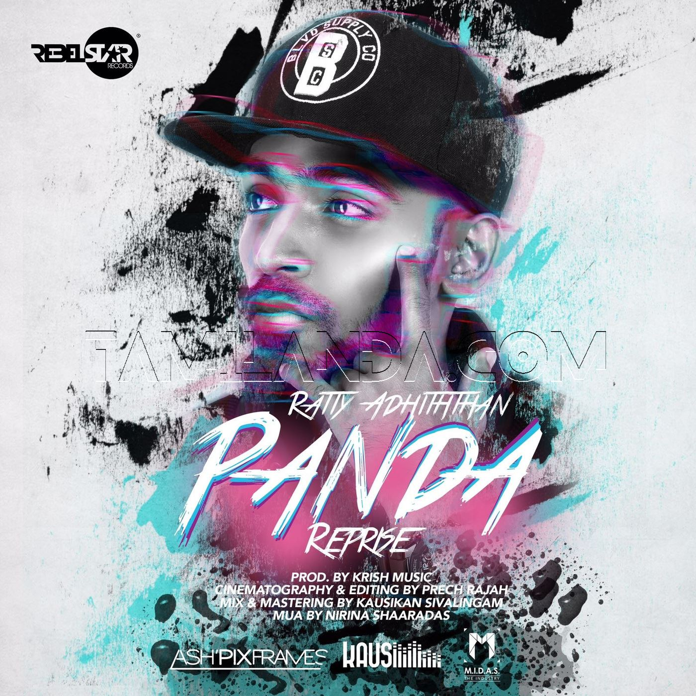 Panda Reprise – Single FLAC Song