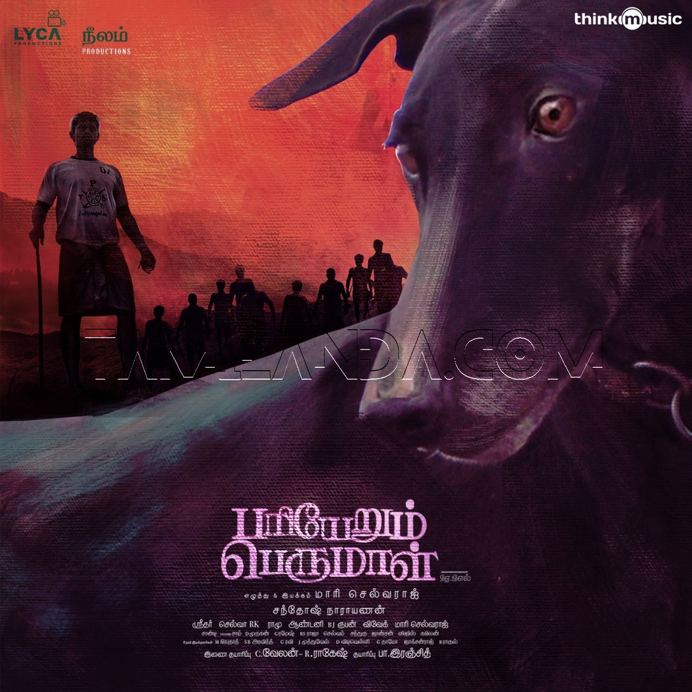 Pariyerum Perumal FLAC Songs