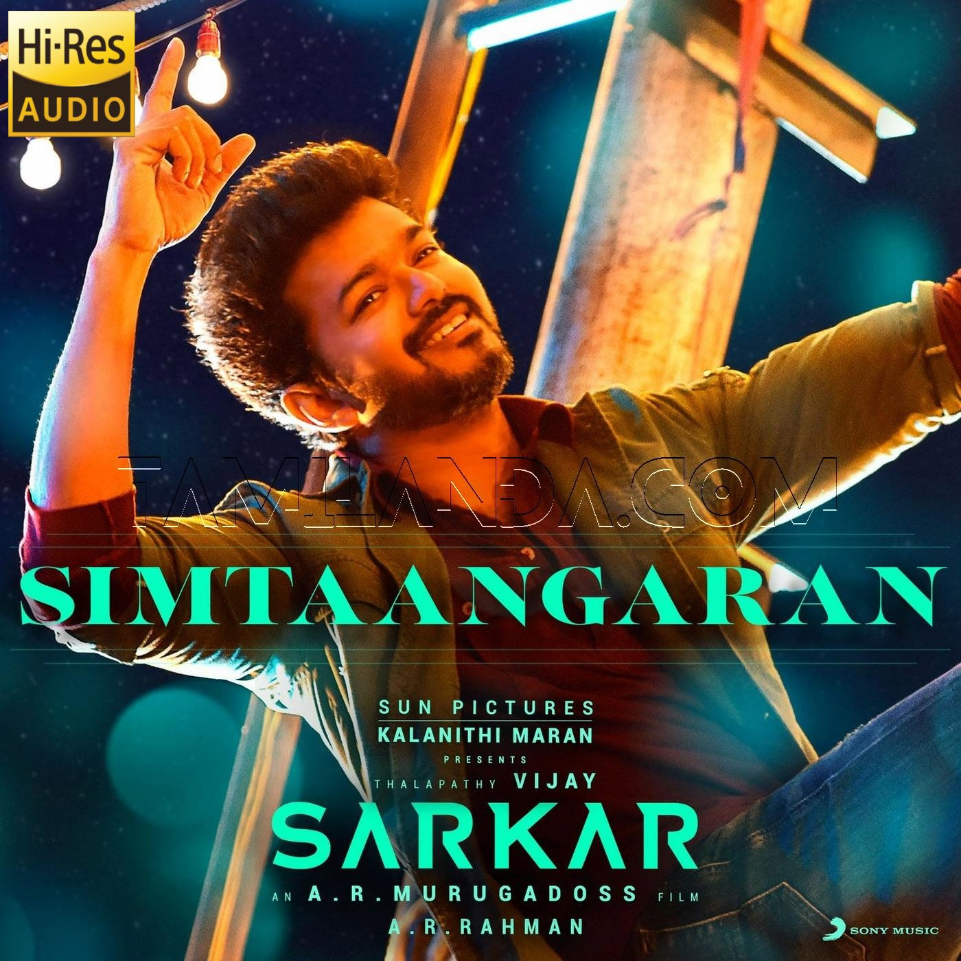 "Simtaangaran (From ""Sarkar"") – Single 24 BIT 48 KHZ FLAC Song"
