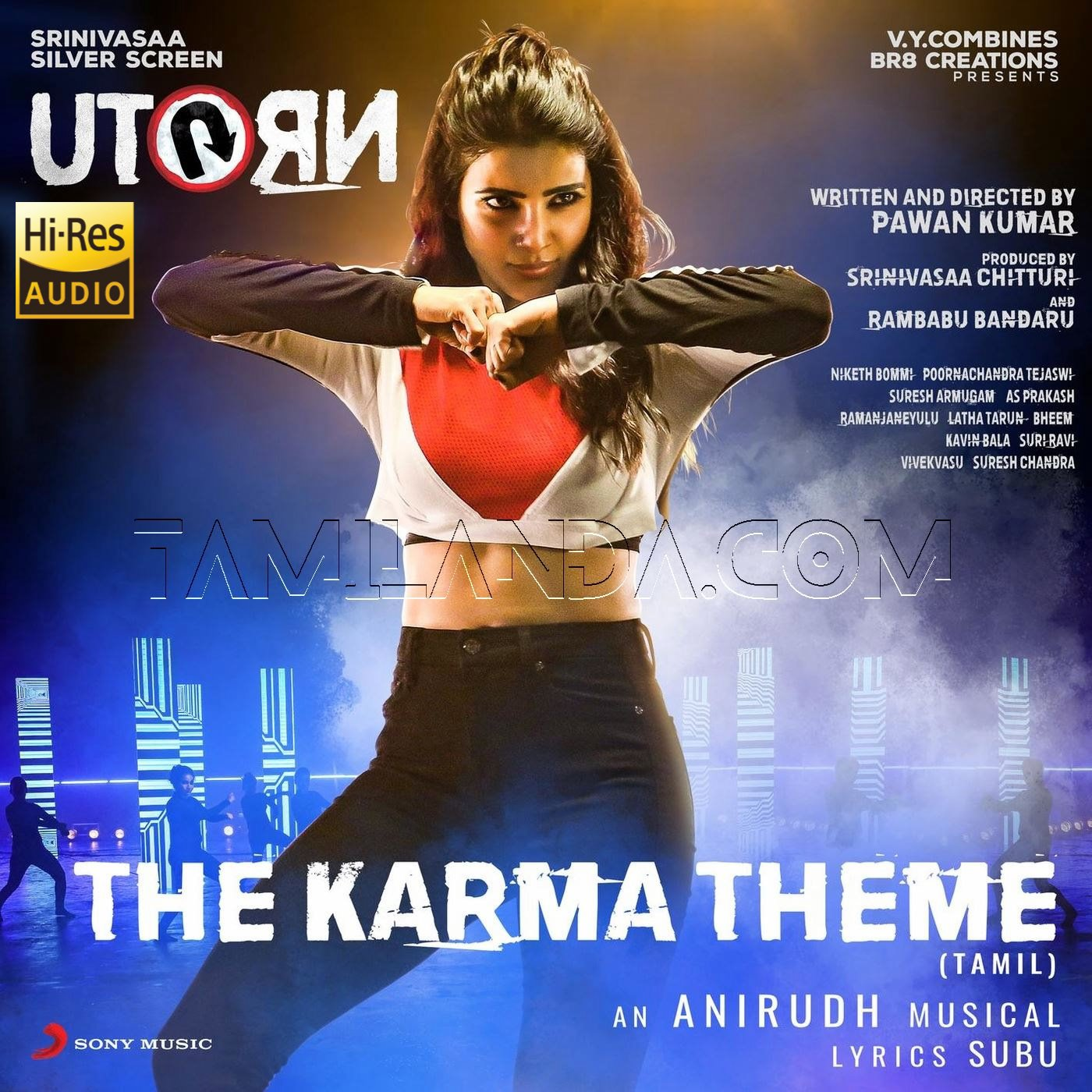 The Karma Theme (From U Turn) – Single 24 BIT 96 KHZ FLAC Song