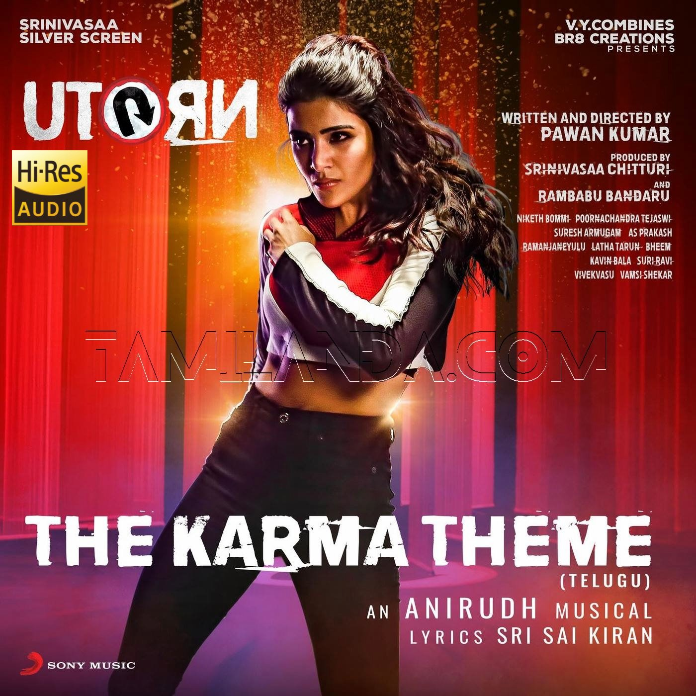 The Karma Theme (Telugu (From U Turn)) – Single  24 BIT 96 KHZ FLAC Song