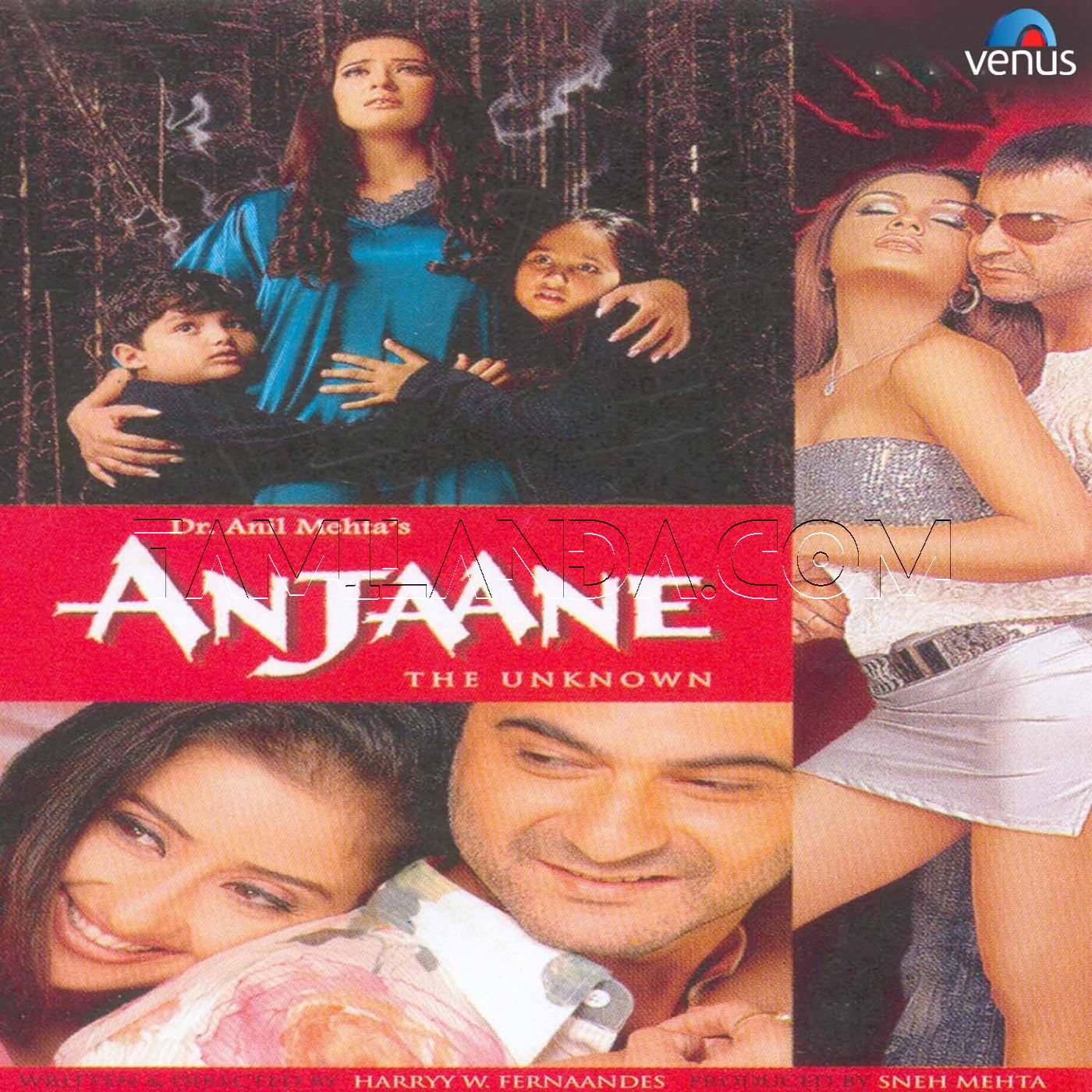 Anjaane – The Unknown (2005) FLAC Songs