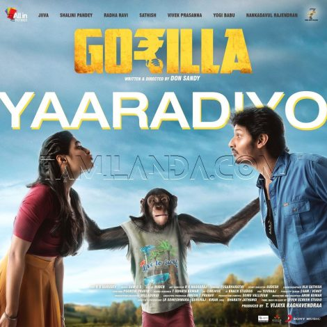 Yaaradiyo (From Gorilla) – Single FLAC Song