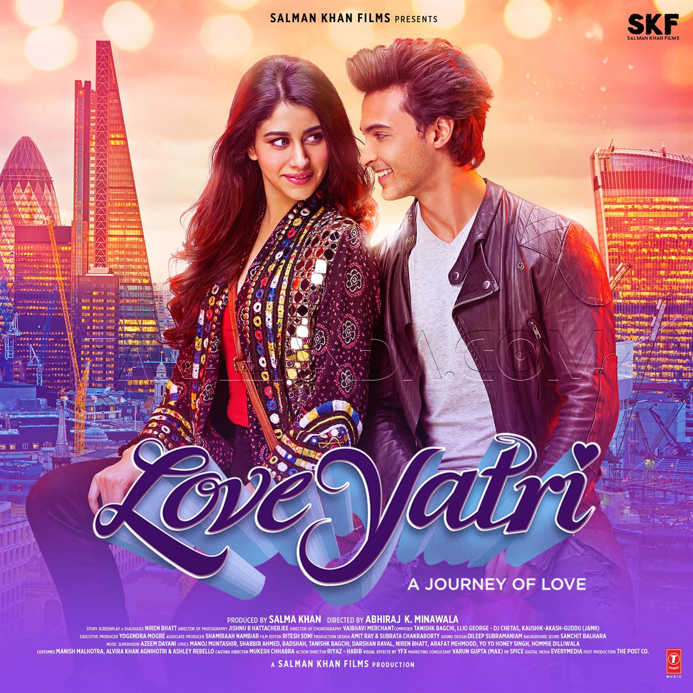 Loveyatri – A Journey of Love (2018) FLAC Songs [ACD RIP]
