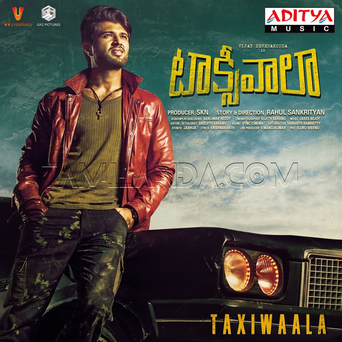 Taxiwaala (2018) FLAC Songs