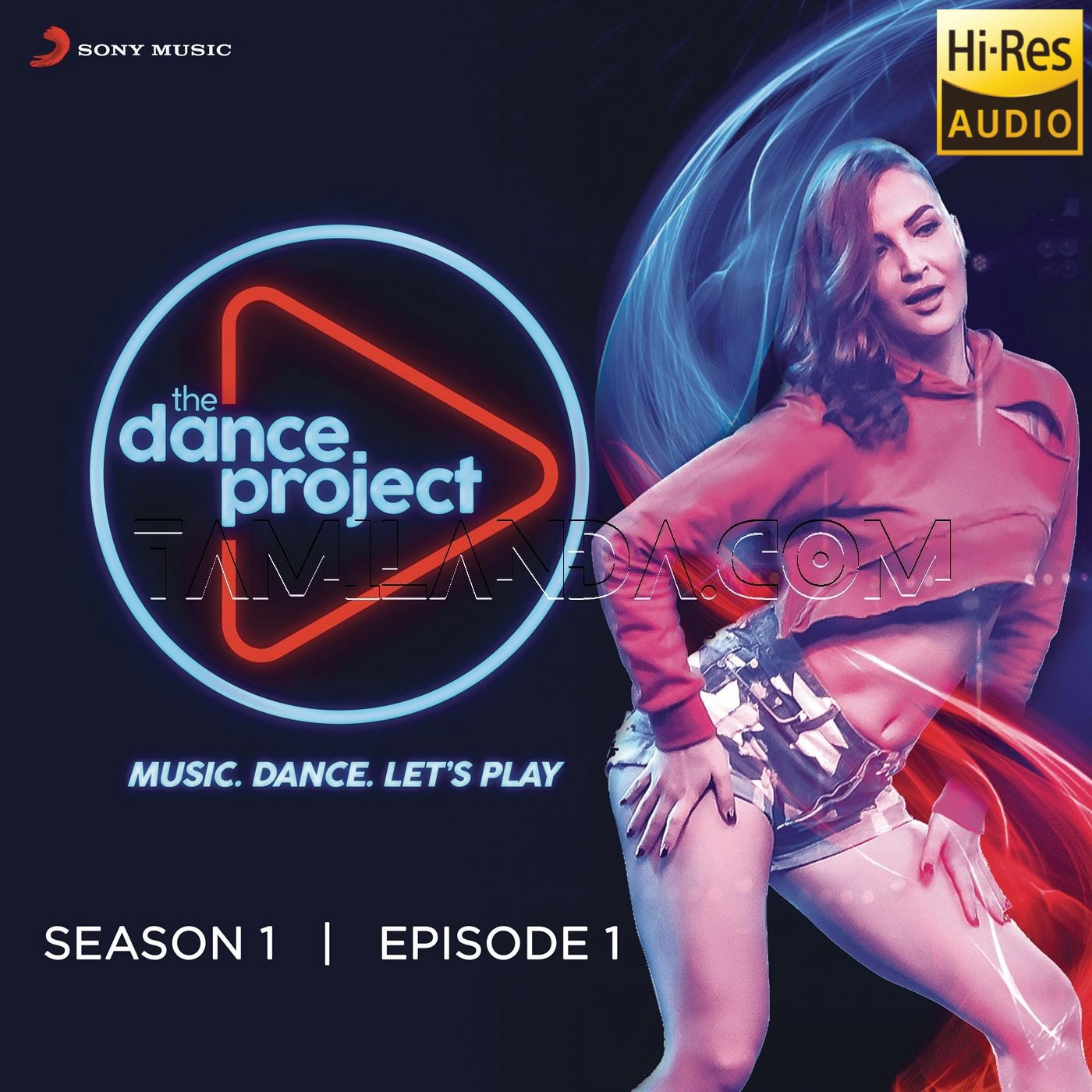 The Dance Project (Season 1: Episode 1) 24 BIT 96 KHZ FLAC Songs