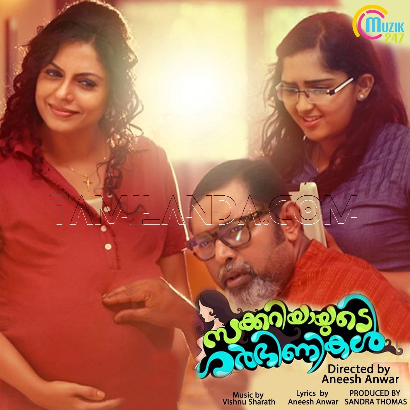 Zachariahyude Garbinikal (2014) FLAC Songs