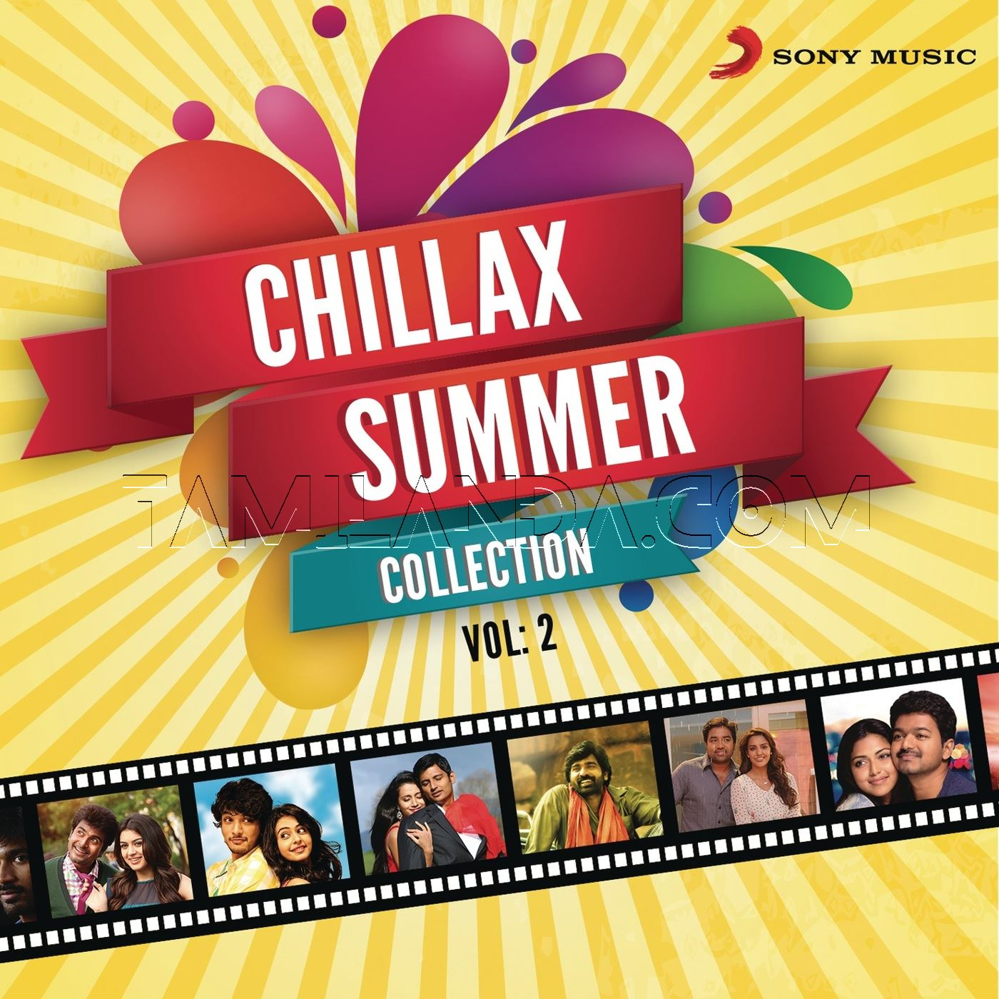 Chillax Summer Collection, Vol. 2 FLAC Songs (2014)