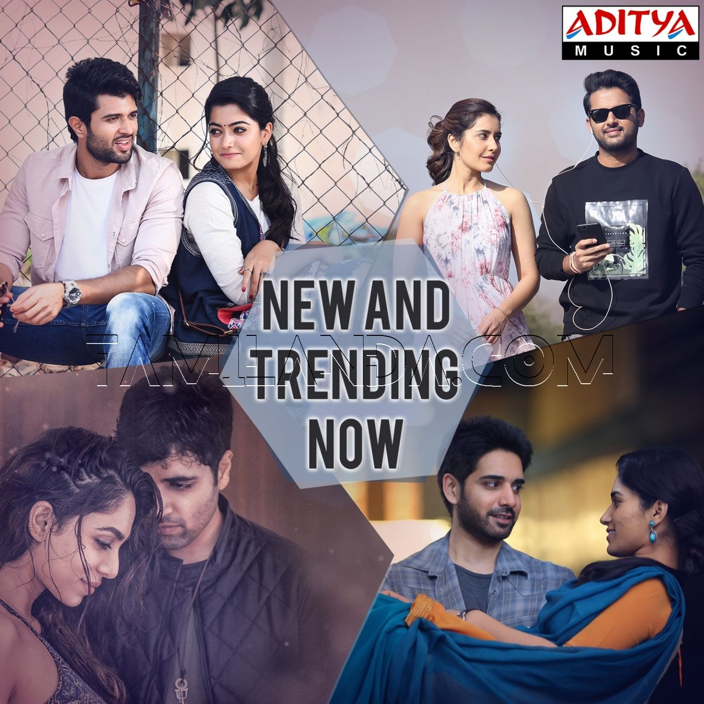 New and Trending Now (Telugu) FLAC Songs (2018)