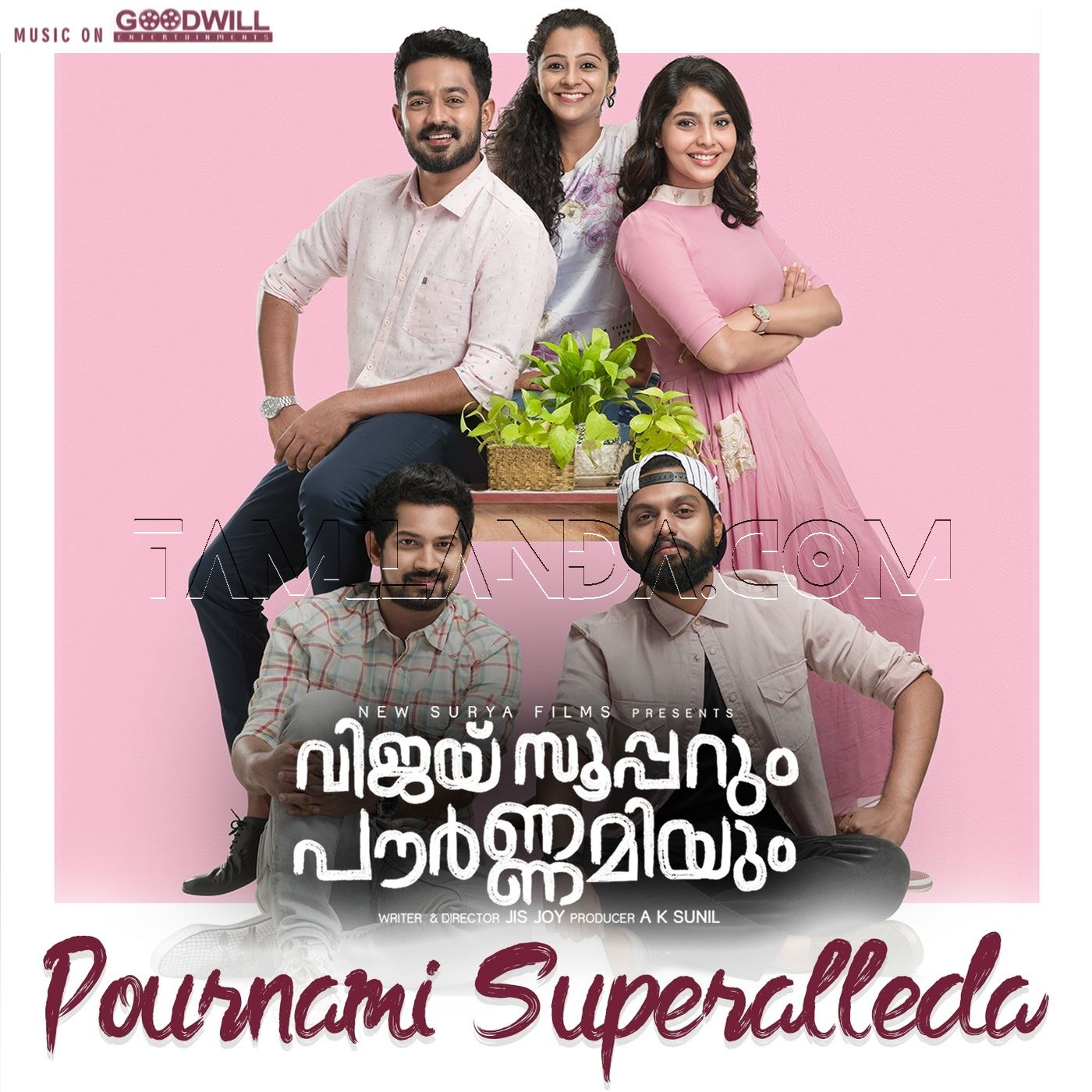 Pournami Superalleda (From Vijay Superum Pournamiyum) – Single FLAC Song (2018)