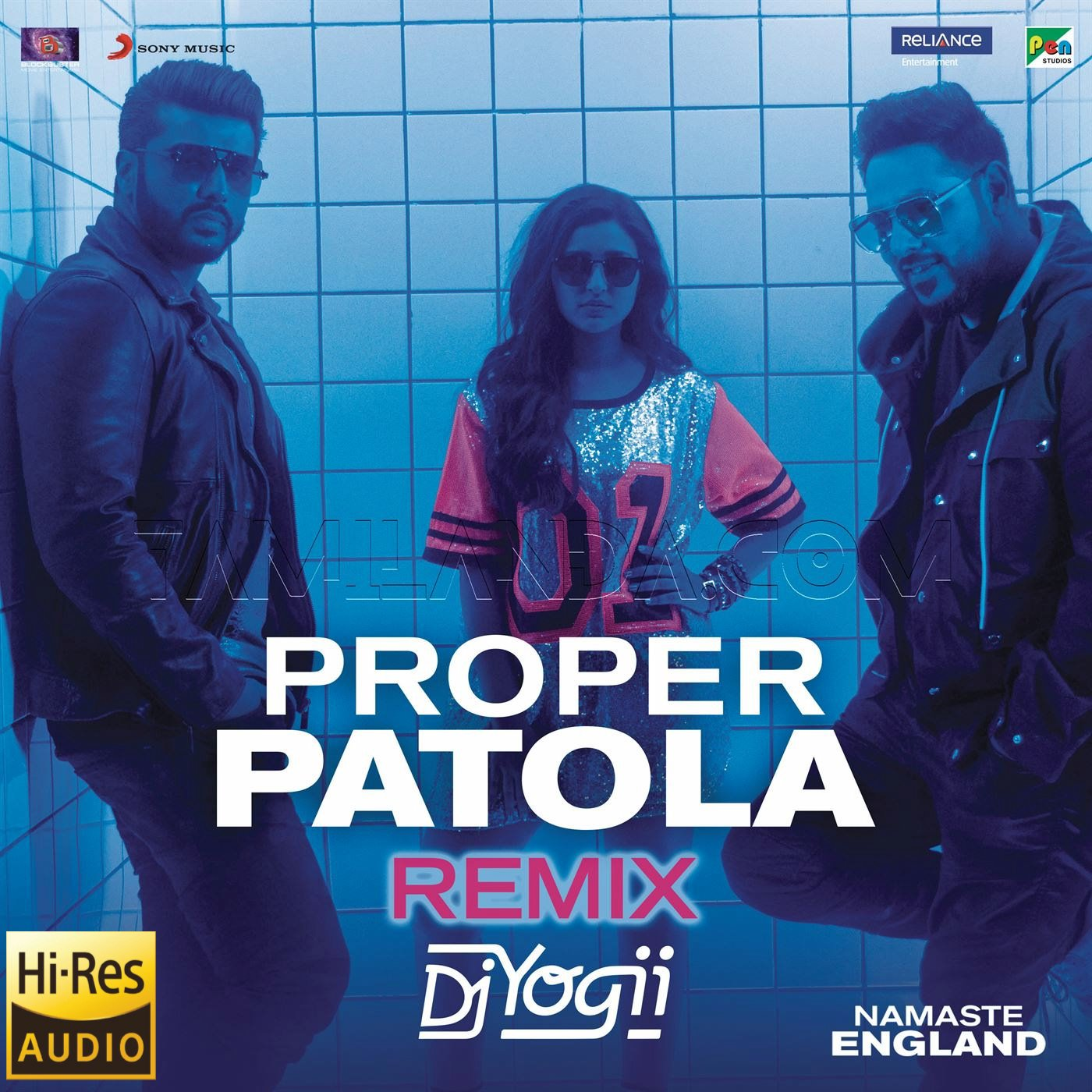 Proper Patola (Remix by DJ Yogii (From Namaste England)) – Single – (2018) (24 BIT)