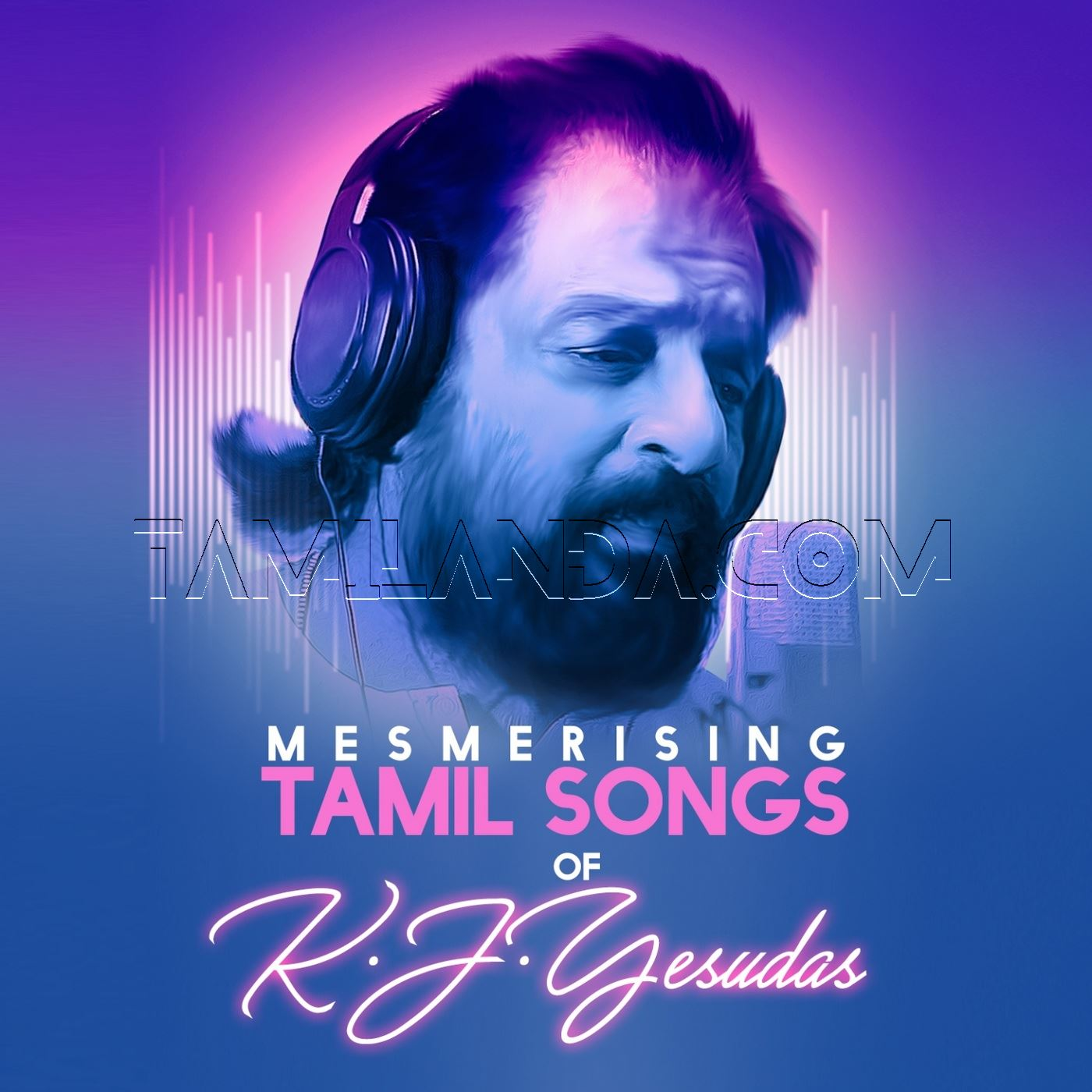 Mesmerising Tamil Songs Of K.J. Yesudas FLAC Songs (1991)
