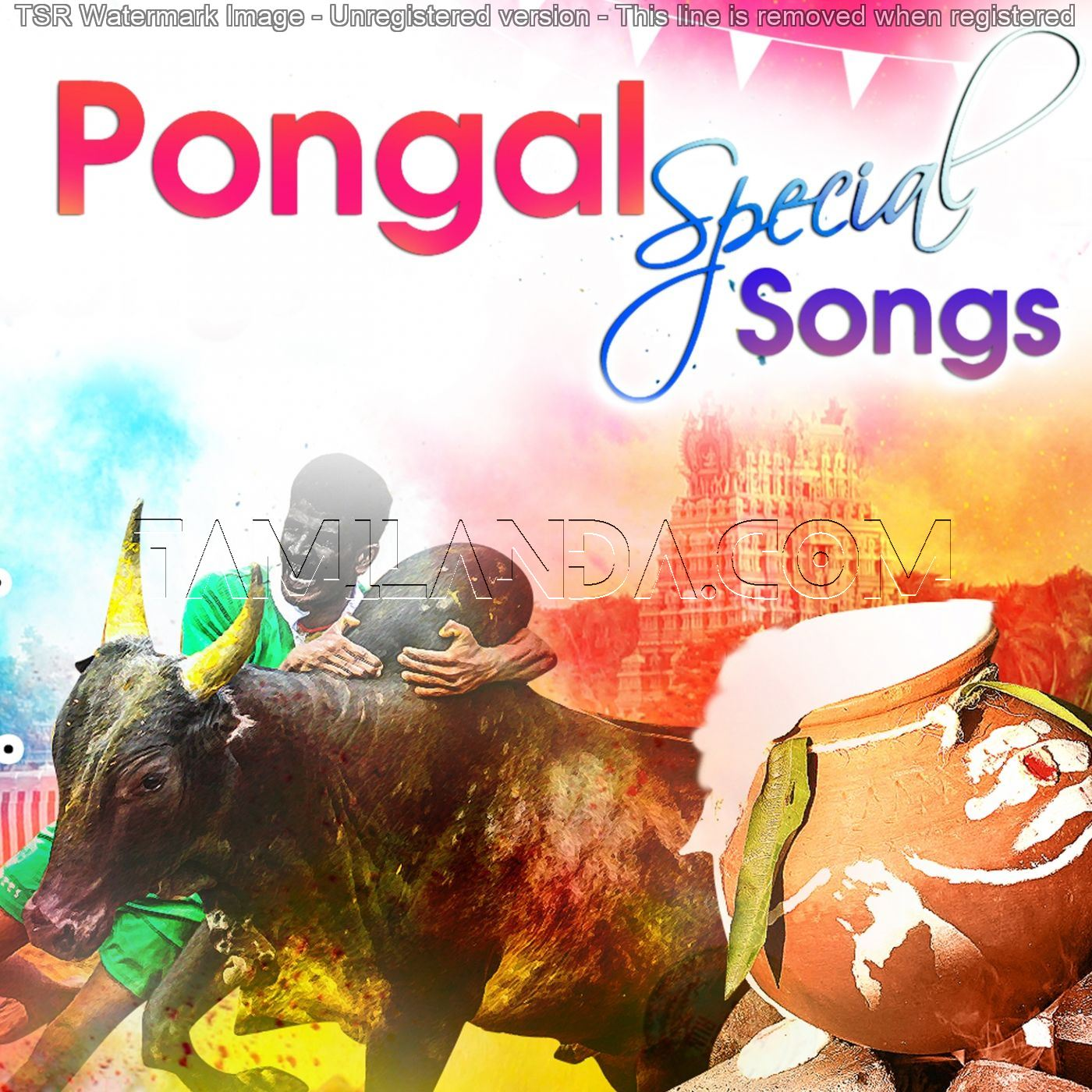 Pongal Special FLAC Songs