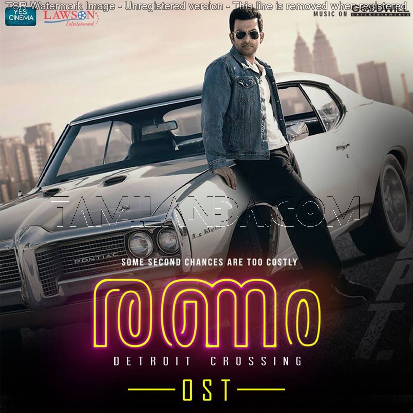 Ranam (Original Background Score) FLAC Album