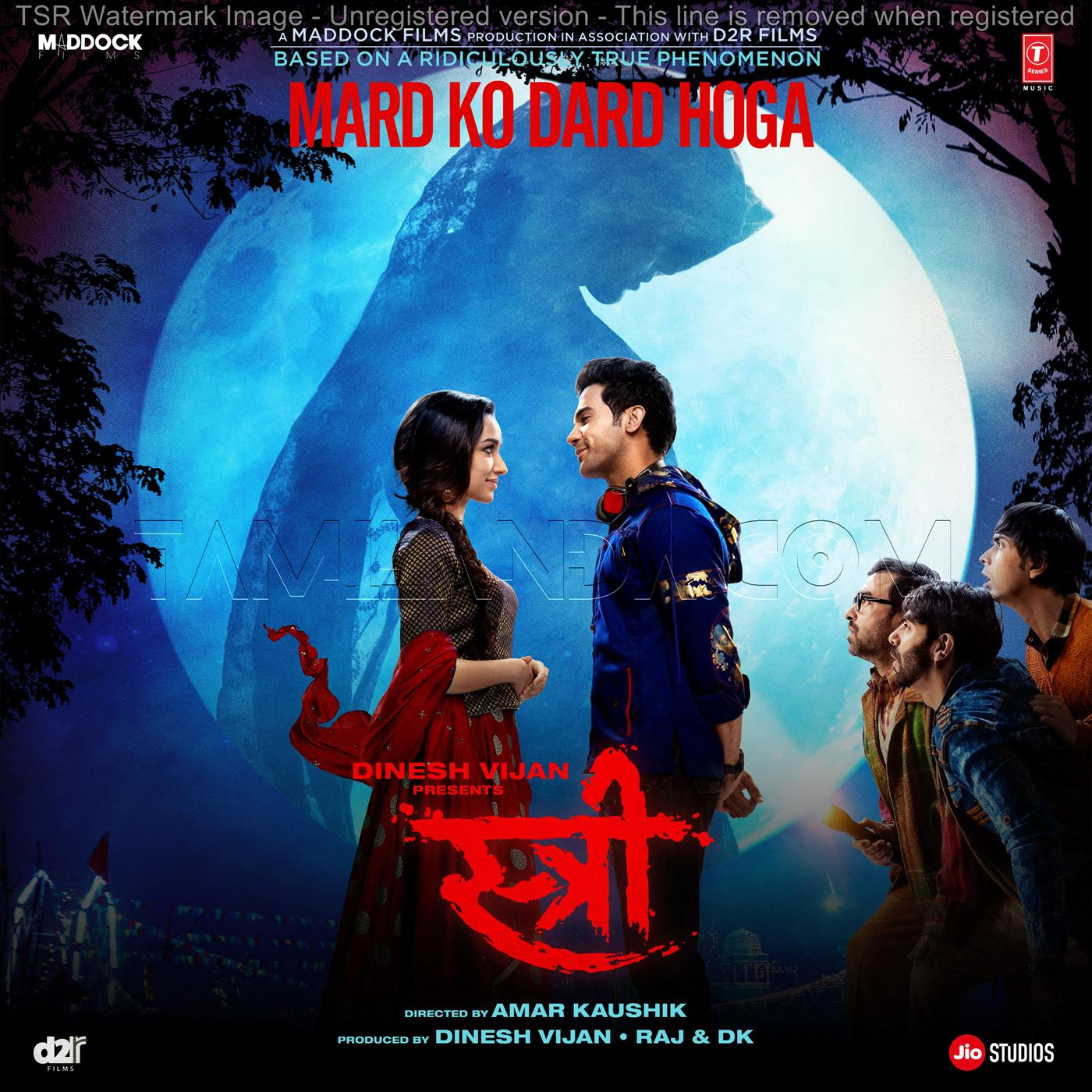 Stree FLAC Songs (2018)