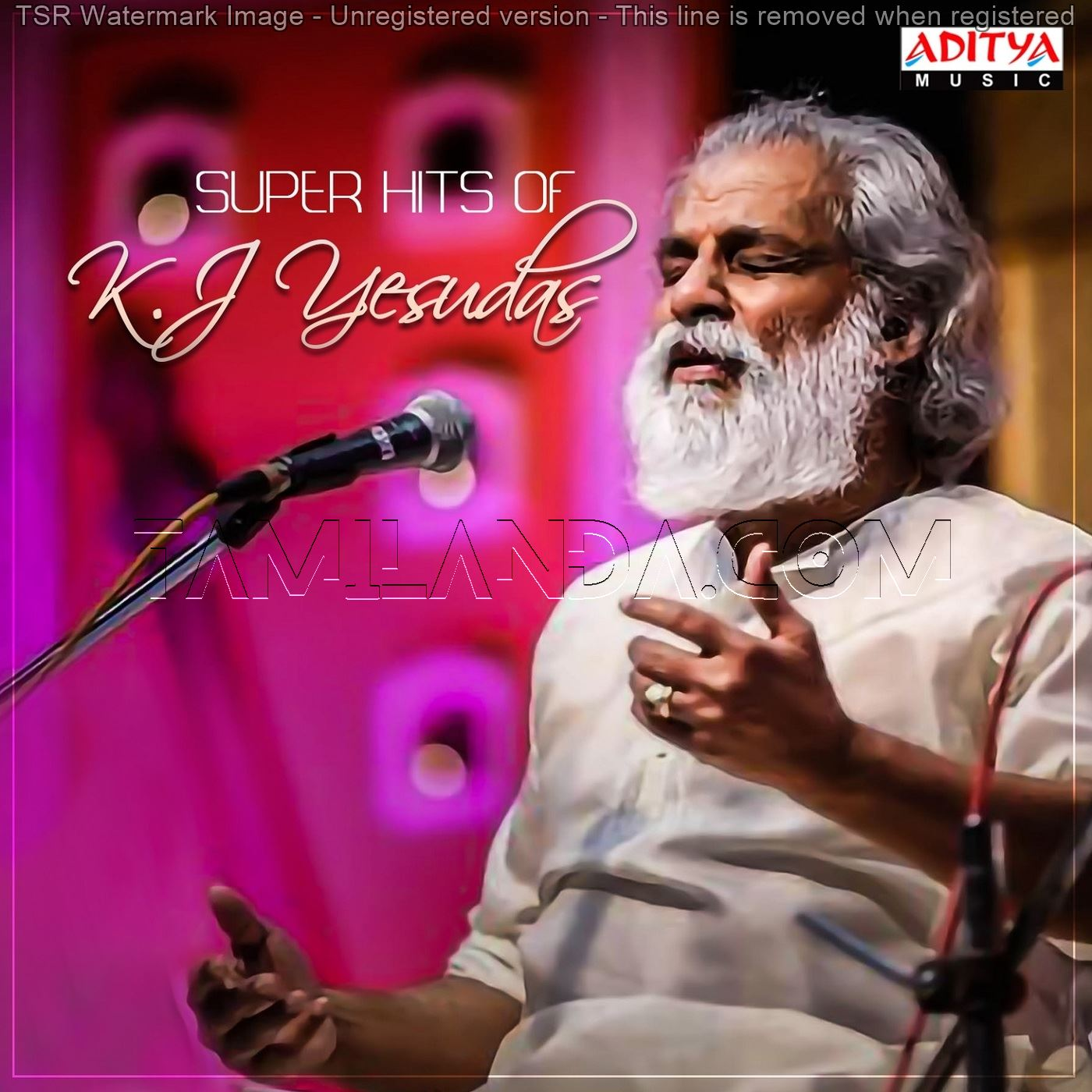 Super Hits Of K.J. Yesudas FLAC Songs (2019)