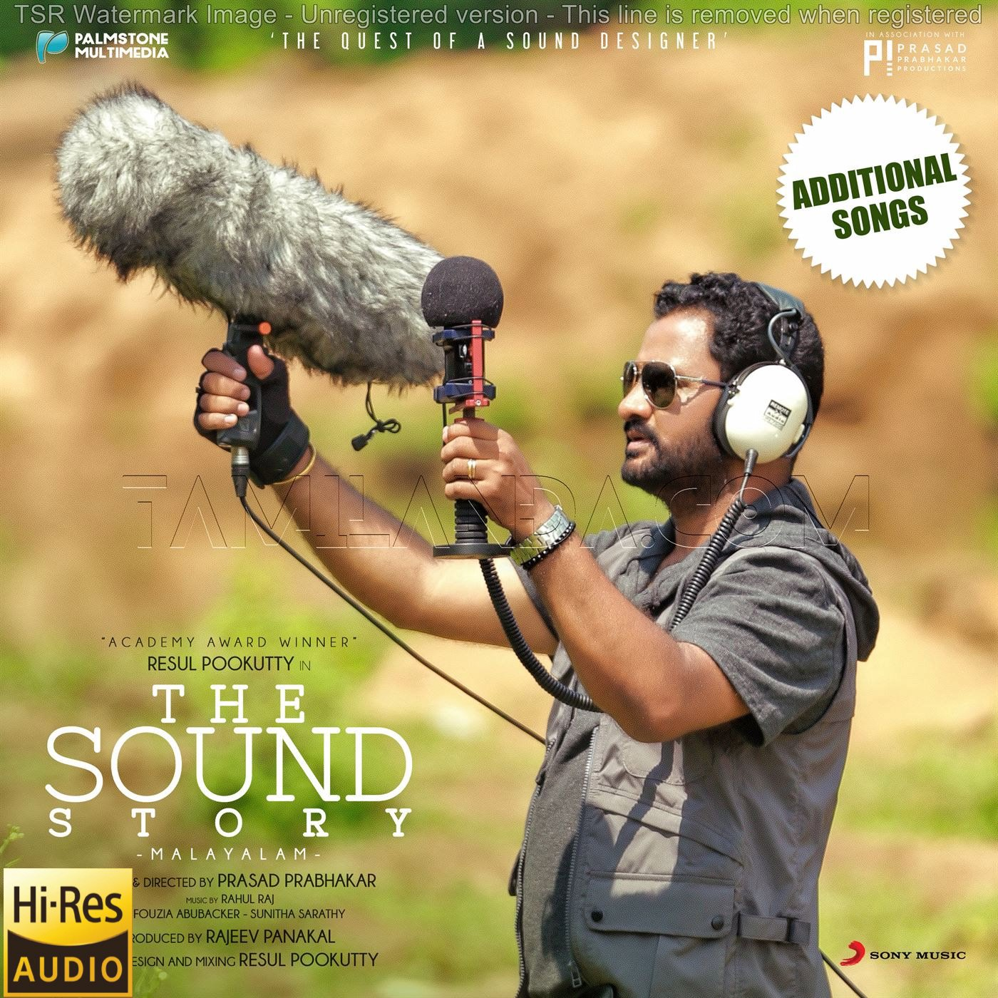 The Sound Story (Additional Songs) (24 BIT) FLAC Songs (2019)