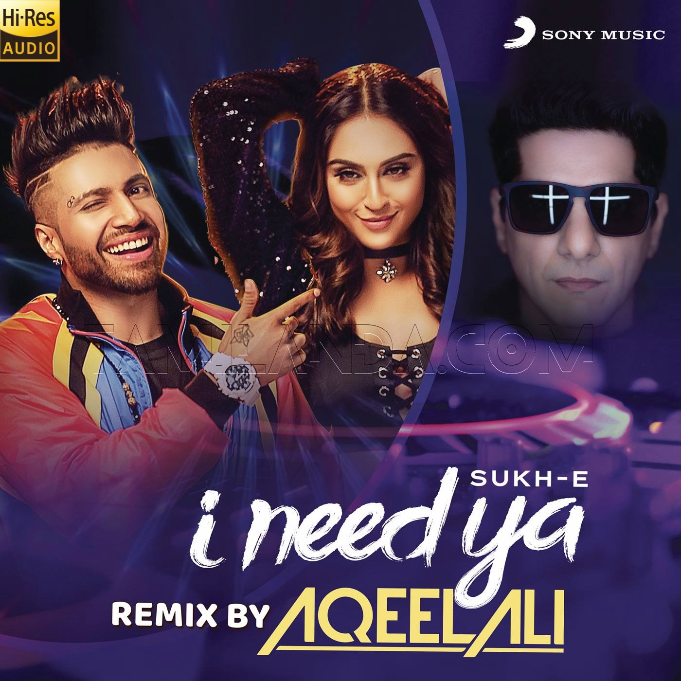 I Need Ya (Remix by Aqeel Ali) – Single FLAC Song (2019)