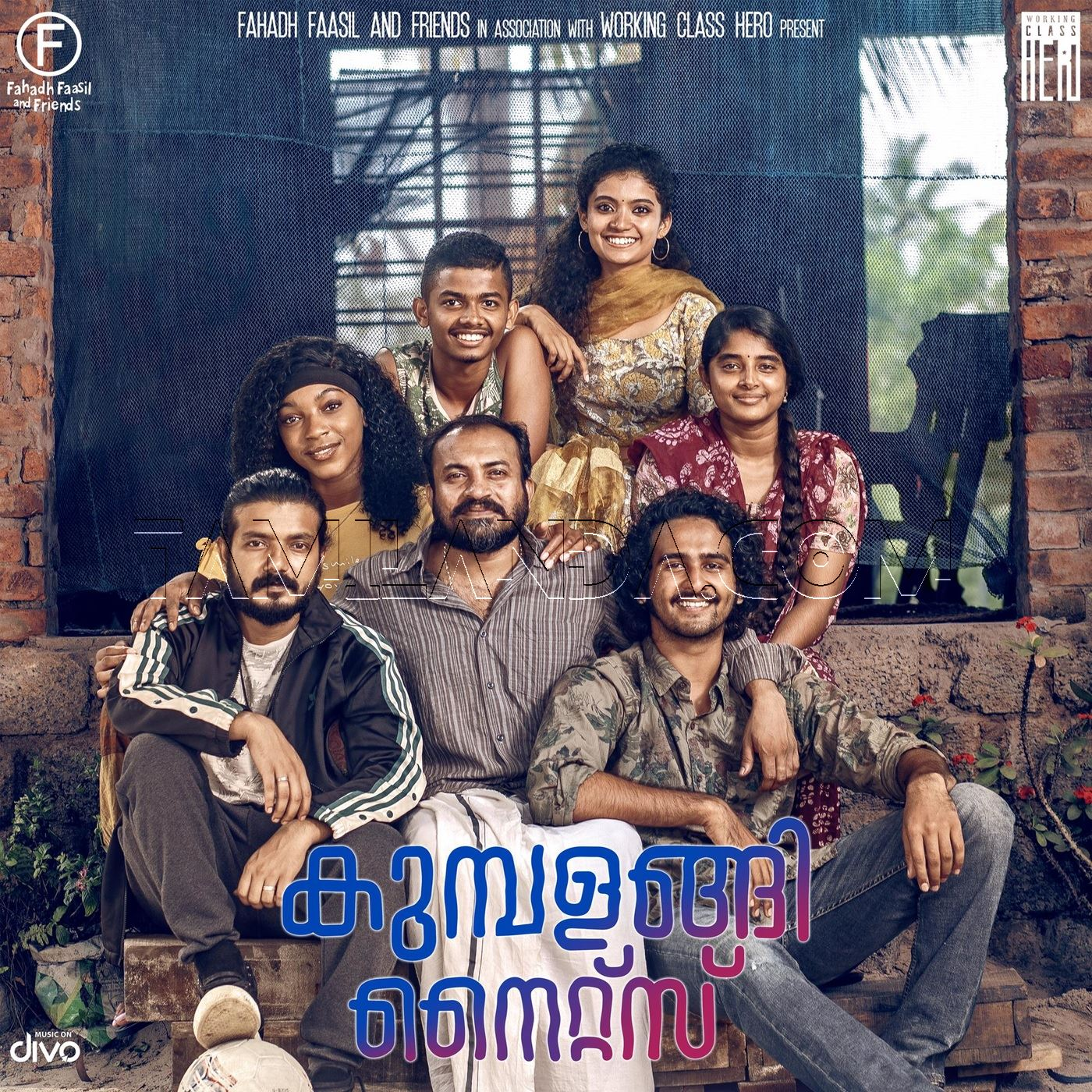Kumbalangi Nights FLAC Songs (2019)