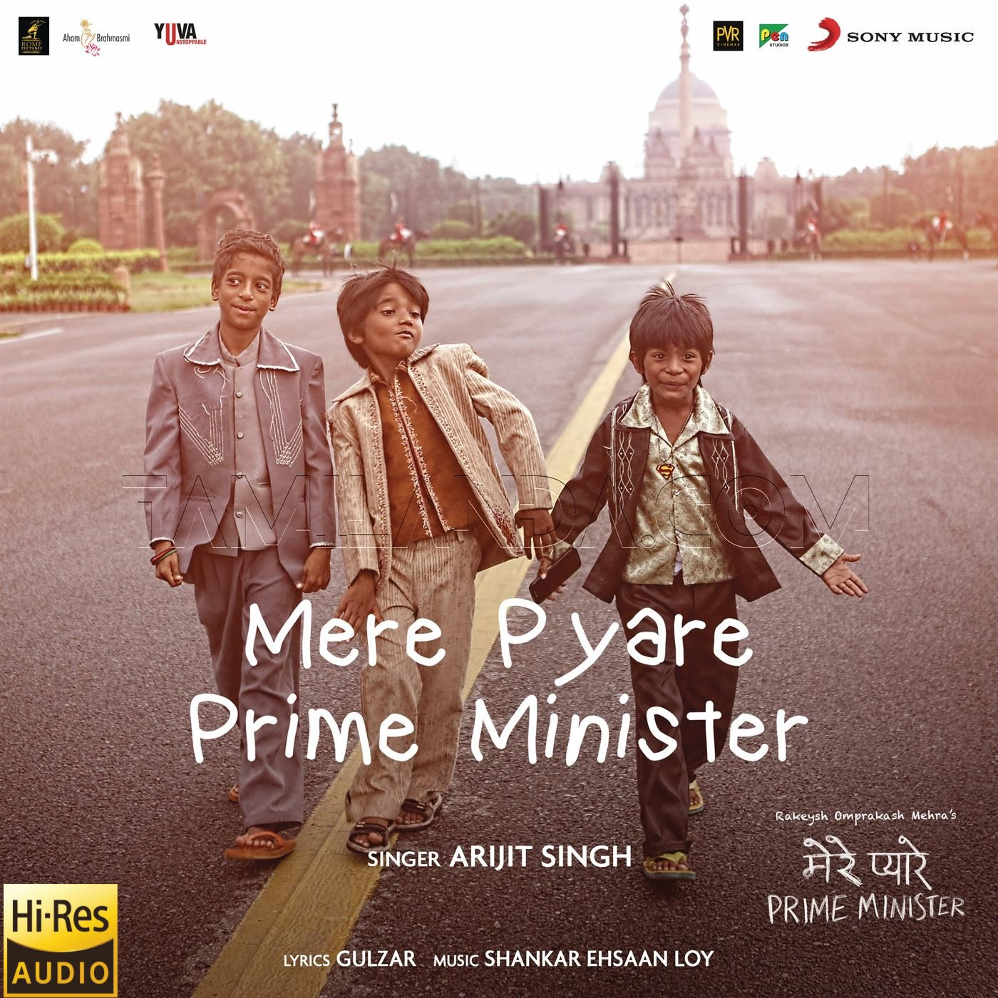 """Mere Pyare Prime Minister Title Track (From """"Mere Pyare Prime Minister"""") – Single FLAC [24 BIT]"""