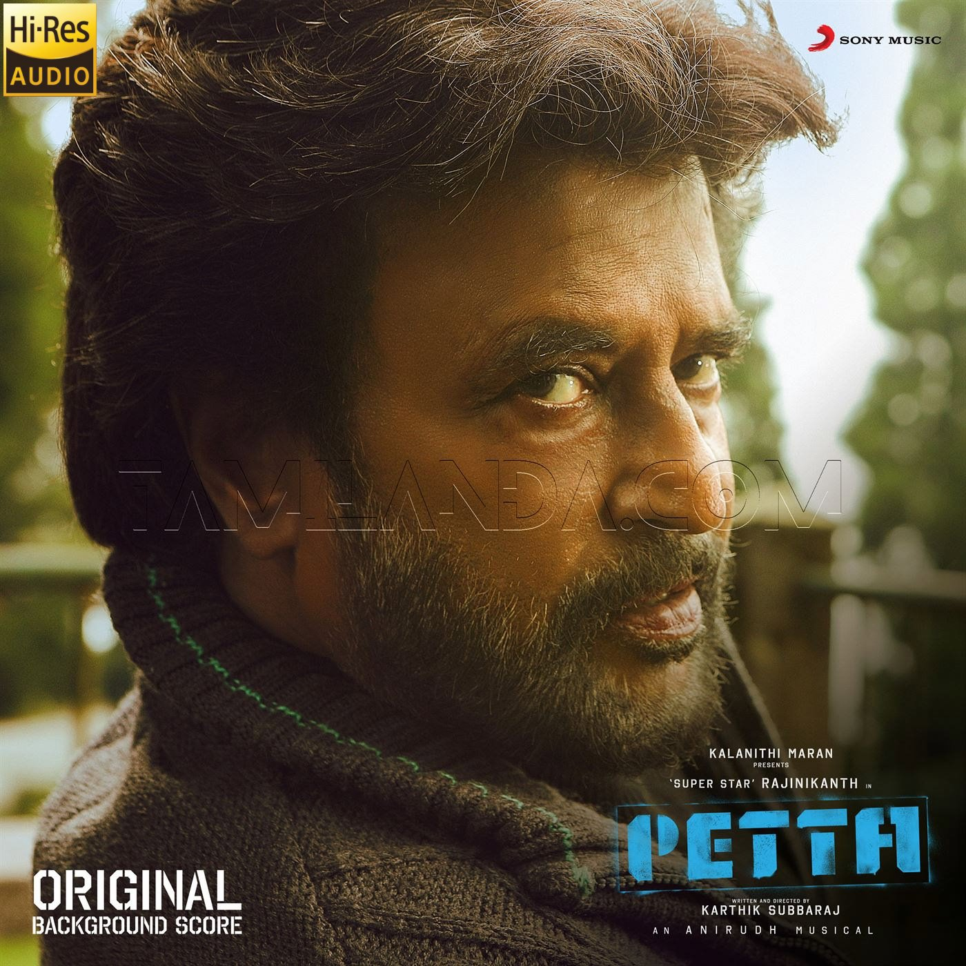 Petta (Original Background Score) FLAC Album in (24 BIT 48 KHZ)