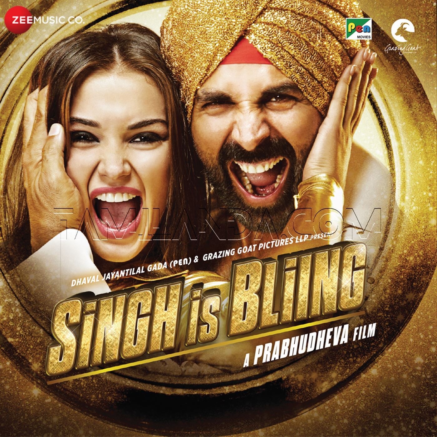 Singh Is Bliing FLAC Songs (2015)