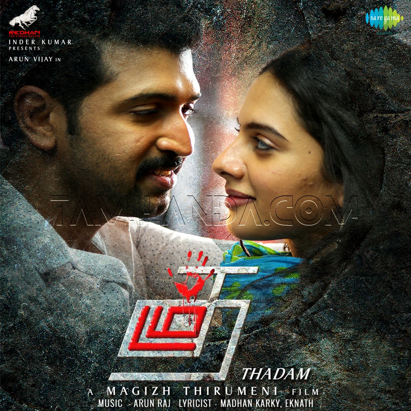 Thadam FLAC Songs (2019)