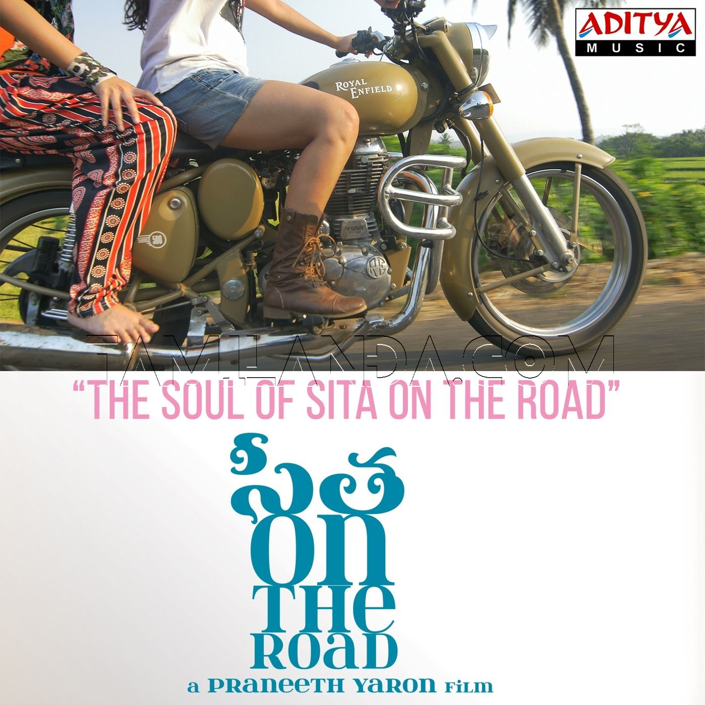 The Soul of Sita on the Road (From Sita on the Road) – Single (2019)
