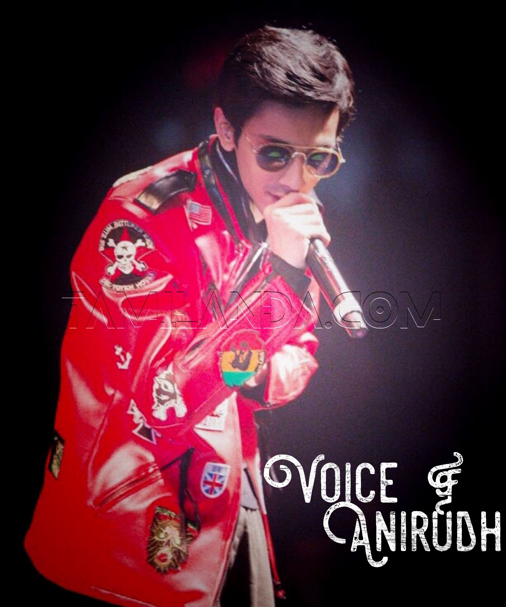 Voice Of Anirudh Ravichander FLAC/WAV Songs [86 Tracks]